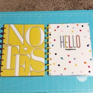 Happy Planner Notes (listing for both)!